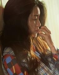 """女優キム・テリ、世界的ファッション誌のグラビアで""""自然美""""を見せつける♪"""