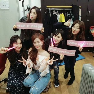 SMの先輩後輩の義理を見せる!「少女時代」ソヒョン×「Red Velvet」メンバー。
