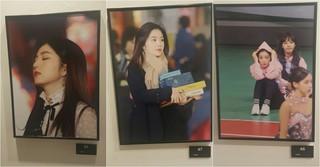 「Red Velvet」アイリーンのファンが写真展を開催!アイリーンの一番可愛い瞬間だけを展示しました♪