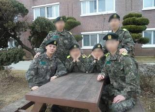 「JYJ」キム・ジュンス、訓練所での日常写真が公開!軍服も素敵!!!