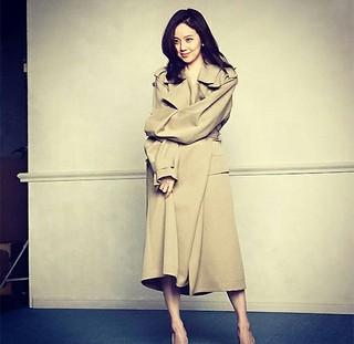 女優ムン・チェウォン、グラビア撮影で春の女神に大変身♪