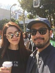 出産を終えた元「AFTER SCHOOL」カヒ、夫とともに日本旅行を楽しむ♪
