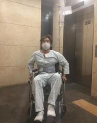 """「神話」イ・ミヌは現在、腰の治療で入院中!?""""僕は生きています"""""""
