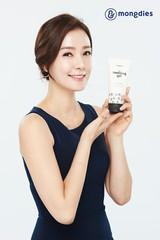クォン・サンウの妻で女優のソン・テヨン、今度は赤ちゃん用化粧品の広告モデルに抜擢!