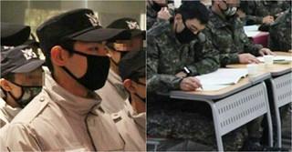「BIGBANG」T.O.P、軍服務中の姿がキャッチされる!?