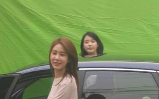 &#39&#59;親友IU&ユ・インナ、遂には同伴でCM撮影する姿をキャッチ!