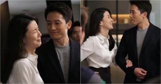 韓国芸能界を代表するおしどり夫婦♡チソン&イ・ボヨンのCM撮影現場!
