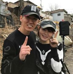 女優キム・ヘス&歌手ショーン、練炭配りのボランティアをキャッチ!