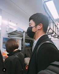 俳優チョン・イル、通勤中の地下鉄での姿がキャッチされる!?