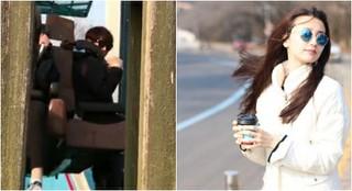 リュ・スヨン♡パク・ハソン夫婦、ソウルランドでラブラブデート♪