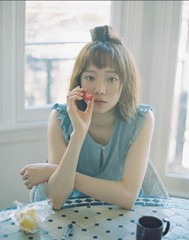 女優イ・ソンギョン・・・ドラマ終了とともにダイエットで一層綺麗になった姿にカムバック。