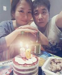 チャン・ユンジョン♡ト・ギョンワン夫婦♪ラブラブ誕生日の様子を報告する!