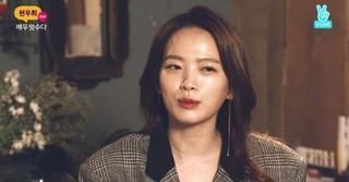 """女優チョン・ウヒは「MissA」スジがお好き?""""いつか会ってみたい"""""""