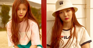 女の子たちのお手本♡キム・ユジョンの最新ファッションがとっても可愛い!