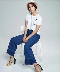 女優パク・シネ、ファッションブランドの慈善キャンペーンで魅せるカリスマ♡