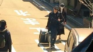 結婚を発表したエリック&ナ・ヘミ、福岡での婚前旅行の様子を激写される!?