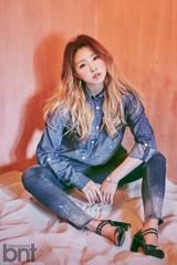 元「2NE1」コン・ミンジ、ソロデビューについての思いを語る。