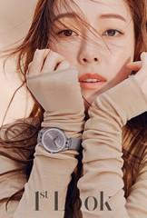 元「少女時代」ジェシカ、ファッション誌で艶やかなグラビアを見せる♪