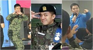 軍服務中の俳優イ・スンギ、除隊はいつ??