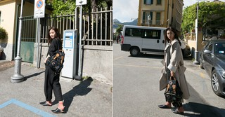 「少女時代」ユリ、ファッション誌の撮影のためにイタリアに滞在中♪