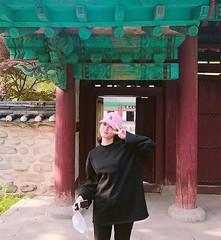 """""""ラオンが帰ってきた""""!?女優キム・ユジョンが「雲が描いた月明り」のロケ地をプライベートで訪問♪"""