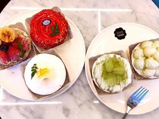 【韓国カフェ】韓国カフェ★TARR TARR(タルタル)でフルーツもりもりタルト!