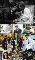 チ・チャンウク×ナム・ジヒョンの新ドラマ「怪しいパートナー」のビハインドカットが公開♪
