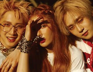 ヒョナ、フイ&イドンユニット「Triple H」 、新曲が放送不適格判定!