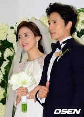 """韓国芸能界""""最高のスター夫婦""""は・・・・・・・チソン&イ・ボヨン夫婦が1位!"""