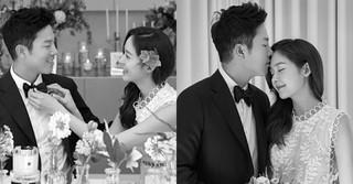 「Fin.K.L」出身のソン・ユリもついに人妻に!?プロゴルファーのアン・ソンヒョンと結婚式を挙げる♡