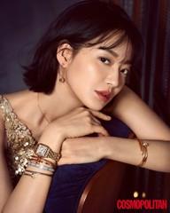 女優シン・ミナ・・・美貌の秘訣は?「マインドコントロール」