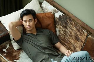 """俳優キム・スヒョン、モデルをつとめるファッションブランドで""""彼氏ルック""""を見せる♪"""
