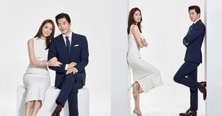 クォン・サンウ♡ソン・テヨン夫婦、結婚10年目にして初めての夫婦同伴CMに出演!