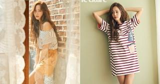 「少女時代」出身のジェシカ、軽やかな夏ファッションが素敵♪