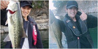 釣りに出かけたパク・ヒョンシク&「CNBLUE」ジョンヒョンが大物を釣る!?