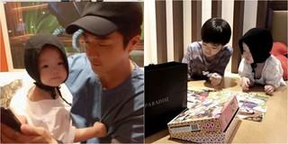 クォン・サンウ♡ソン・テヨンファミリーの休日♪ルッキくん&リホちゃんがとってもキュート!!