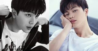 """「BTOB」ユク・ソンジェ、ファッション誌で""""彼氏ルック""""を披露♪ドラマ「鬼」についても語る。"""