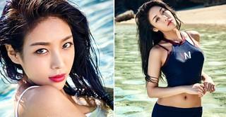 元「Wonder Girls」ユビン、バリで魅せたグラビア♡これがBカットだなんて本当!?