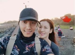 新婚イ・サンウ&キム・ソヨン・・・新婚旅行での幸せな2ショットを公開。