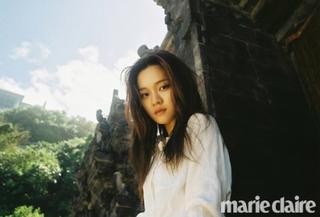 女優コ・アソン・・・イメージと違うクールな魅力に視線がくぎ付けに。
