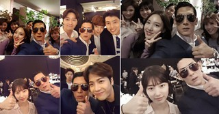 JYPファミリー大集結!「god」パク・ジュニョンがJYP社長結婚式での様子を伝える♪