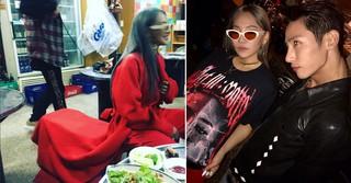 歌手CL、G-DRAGON単独コンサート参加から打ち上げの様子を報告♪