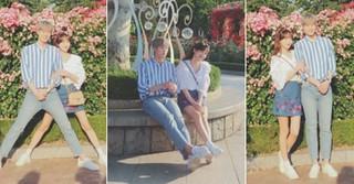 「私たち結婚しました」コンミョン×チョン・ヘソンカップルが広告撮影で再会を果たす♪