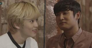 「NCT」マーク、歌手パク・ジェジョンの熱いファン心に戸惑う!?