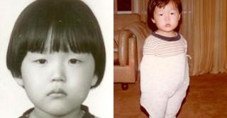 この女の子は誰!?歌手PSYが幼少時代の写真を公開し、話題!!