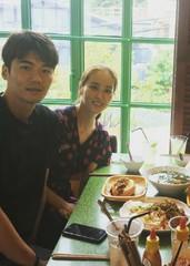 女優ハン・ヘジン&サッカー選手キ・ソンヨン夫婦・・・ほんとに羨ましい夫婦。