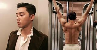 俳優パク・ソジュン、鍛えられた肉体美にファンは悶絶!?