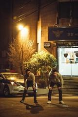 """パク・ソジュン×カン・ハヌル主演映画「青年警察」は""""とにかく走る""""!?"""