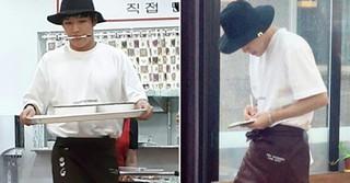 俳優カン・ハヌル、両親のお店でバイトする姿がキャッチされる!?
