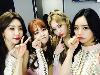 「Girl's Day」・・・デビュー7周年を祝う!''HAPPY Girl's Day''